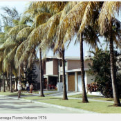 Первая авенида, Флорес, 1976