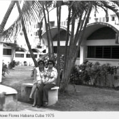 Школа в районе Флорес, 1975