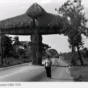 Въезд в Гуама, 1976