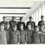 Чайка, Коли, Гавана, пляж Санта-Мария (1974-1976)