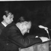 Собрание, предположительно в ВТИ, фото 2