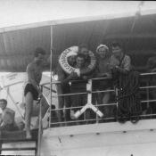 Морской переход Балтийск - Сантьяго-де-Куба