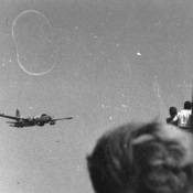 Первые облеты сухогруза «Лесозаводск» американской авиацией