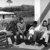 Кубинские «сменщики» в гостях.