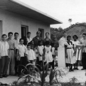 Геодезическое отделение в кубинском городке