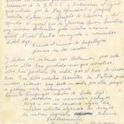 Письмо Шарапову Виктору Фроловичу от кубинца М. Родригеса.