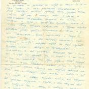Письмо Коровинской Валентине Степановне от Коровинского Игоря Михайловича. Фрагмент 3