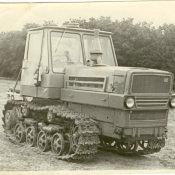Трактор Т-50. Республика Куба. 1962 г.