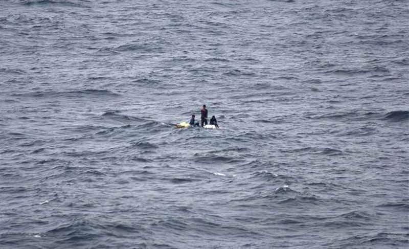 Доклад береговой охраны ВМС США Ки-Вест (Coast Guard Group Key West)
