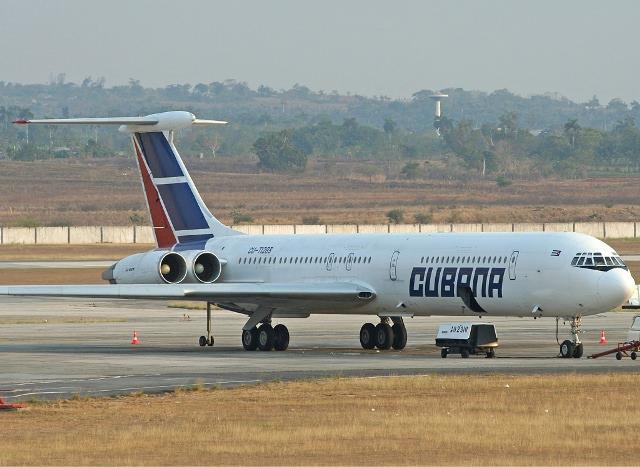 Переговоры Аэрофлот 333 и Бойерос (Гаванский аэропорт)