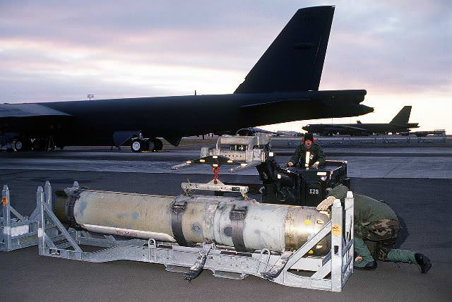 Переговоры Joey 10 (B-52) c НУС Шенвик