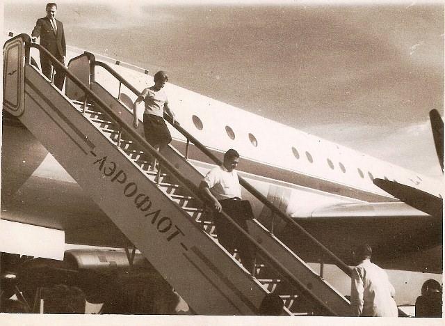 Терешкова и Гагарин на Кубе: редкие кадры