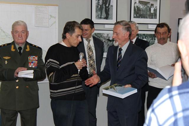 """""""На грани ядерной войны. Куба-1962"""". Открытие фотовыставки."""
