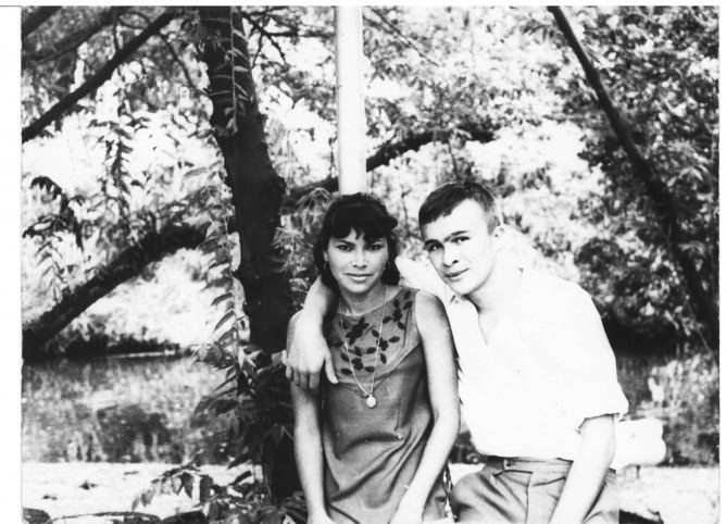 """Шулика Юрий (осень 1971 ― весна 1973): """"В душе остается только хорошее и приятное"""""""