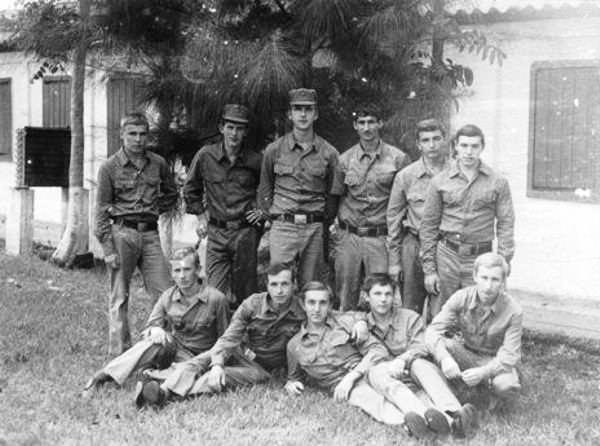 """Захаров Валерий (осень 1975 – весна 1977): """"Куба – райский уголок"""""""