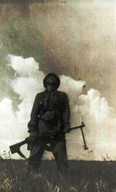 """Гокин Владимир (осень 1979 ― весна 1981): """"Справлялись не только без дедов, но и без офицера. И неплохо справлялись!"""""""
