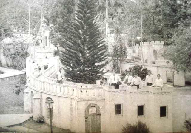 Парк Rio Cristal в Гаване, 1968-1970