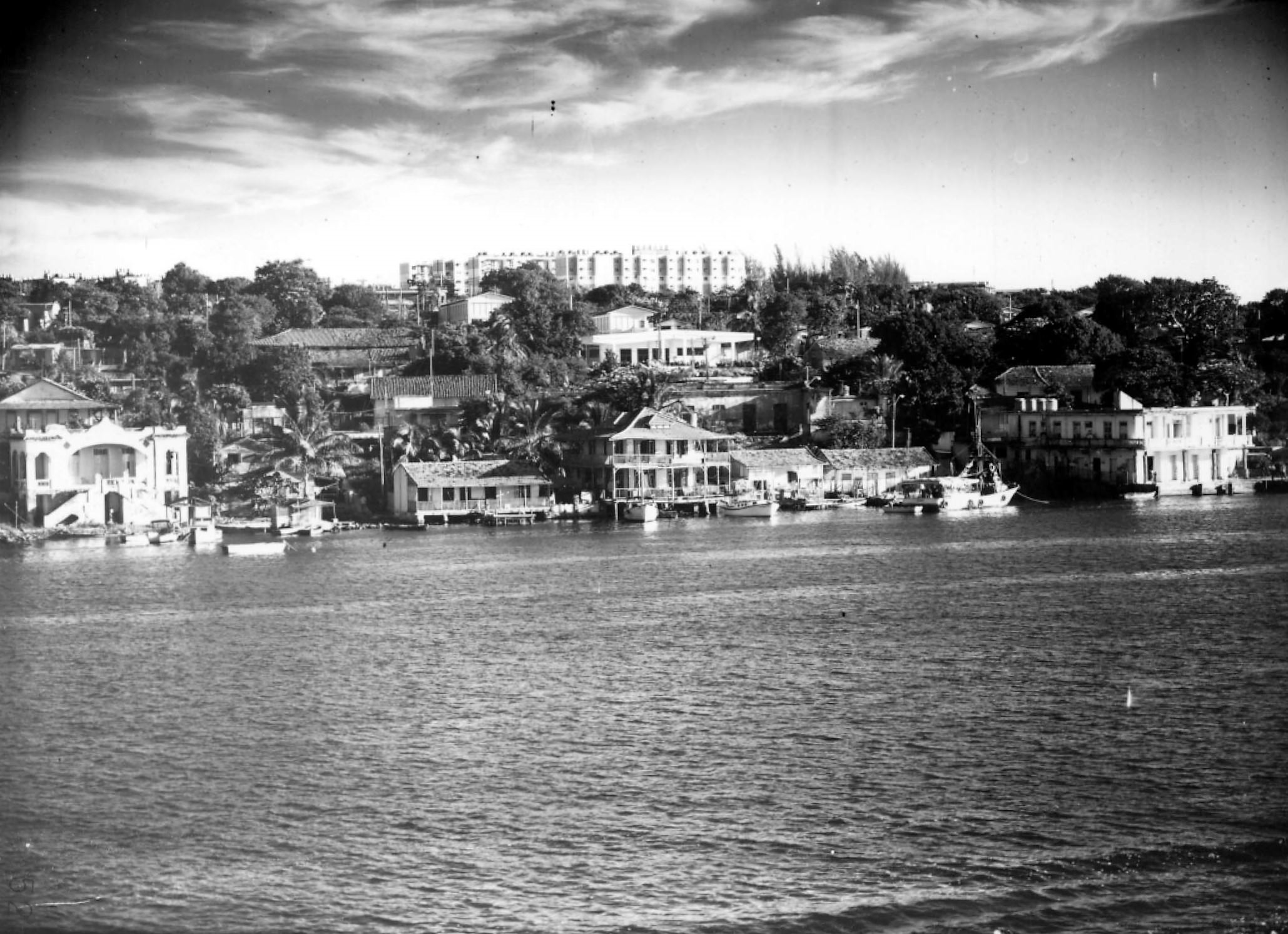 Фотографии Сьенфуэгоса и Гаваны 1966-1969 годов от Земского Сергея