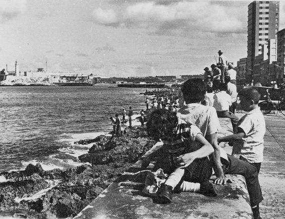 Колесов Михаил. Кубинский дневник. Гавана. январь-апрель 1967