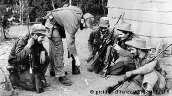 Щеглов Александр. Борьба за правительственную армию в ходе Кубинской революции