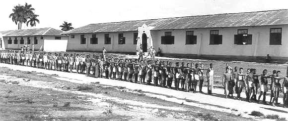 Центр воспитания подростков. Торренс 1949 год.