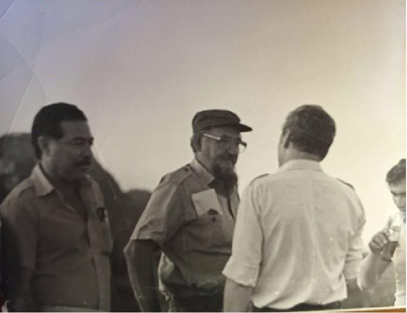 Воропаев Александр. Куба в моей жизни (1966-2001)