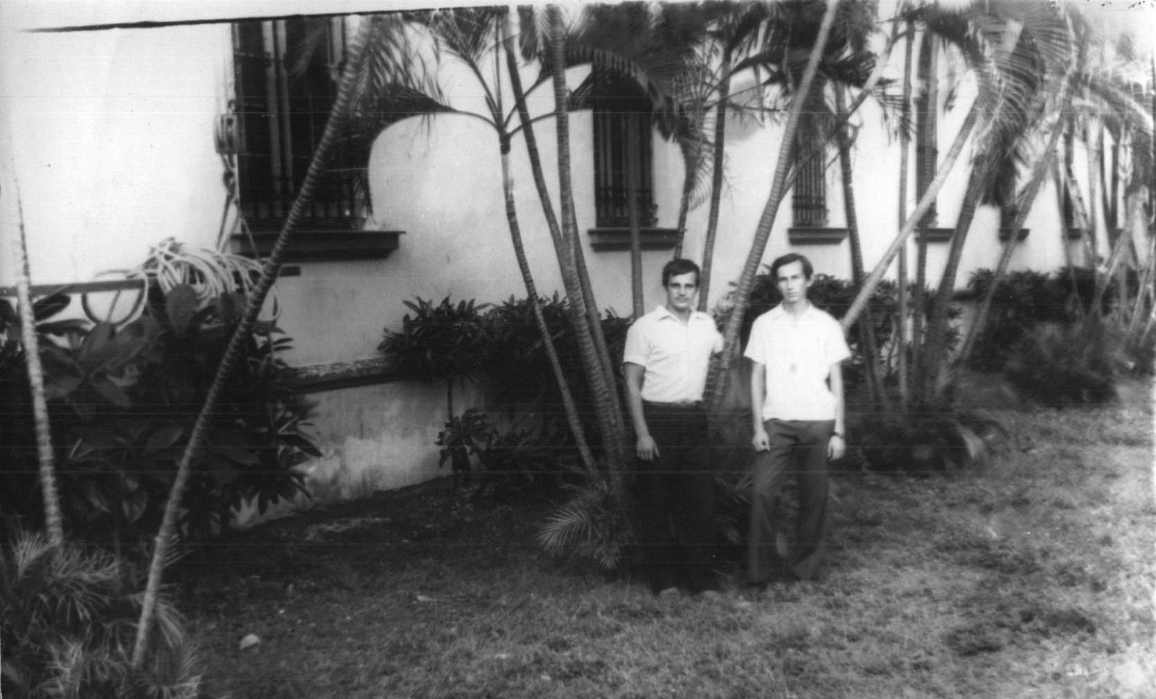 Пять фотографий Гарбора Юрия (1975-1977)