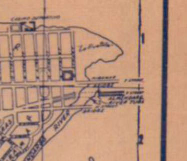 1953-1955. Карта Гаваны. Представил Владимир Жаворонков.