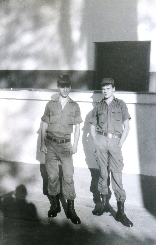 Заярный Александр, 1 рота, 1 взвод, в/ч п.п. 54234-В, Торренс, весна 1988 – осень 1989.
