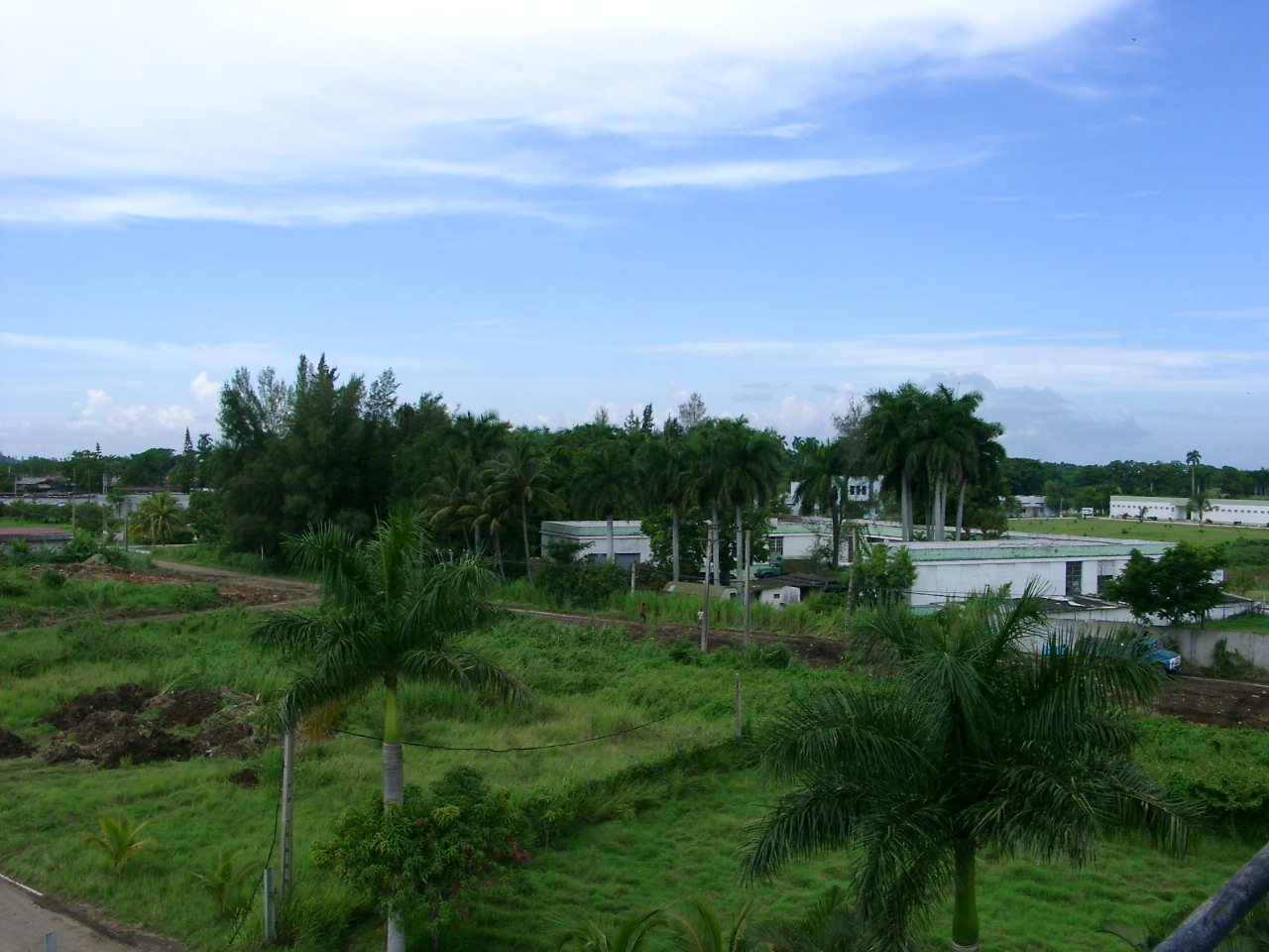 """2002 год. Территория """"Пальмы"""" и 20 отдельного батальона."""
