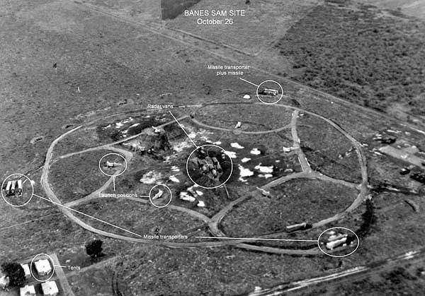 Бубнов Валерий. Еще раз об уничтожении самолета-разведчика U-2 на Кубе  27 октября 1962 года
