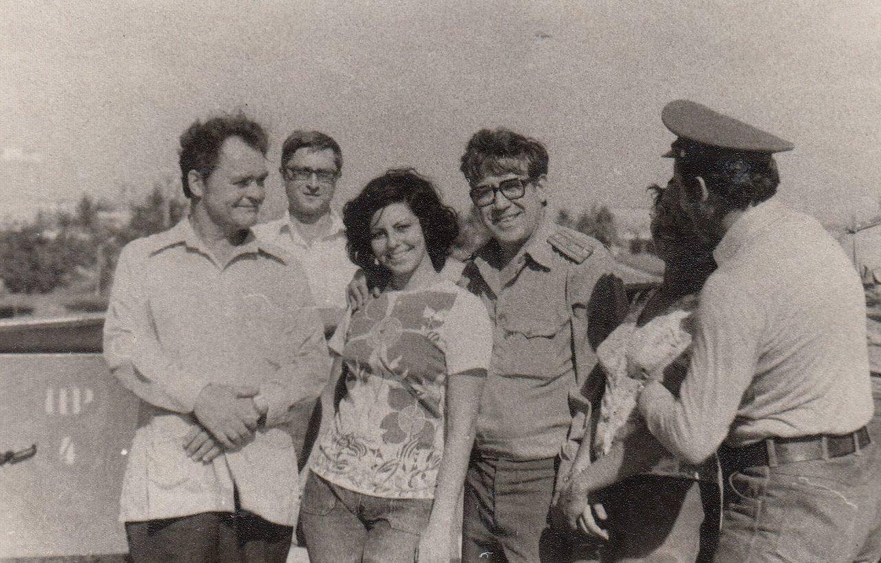 Ушаков Владимир. Минрыбхоз СССР на Кубе, 1978-1979