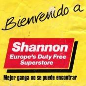 Реклама магазина Duty Free на испанском языке