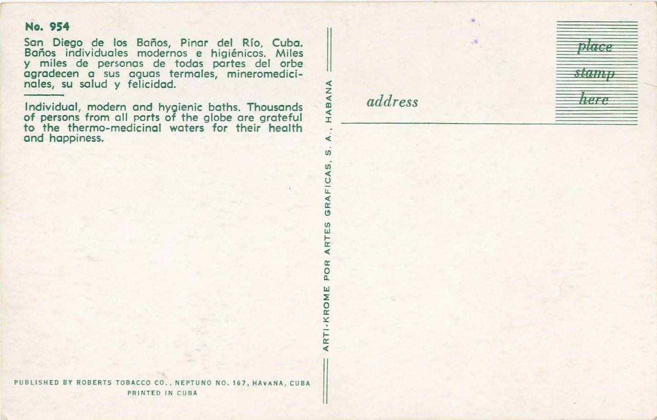 Открытки 50-х и 60-х годов от Марка Мирского
