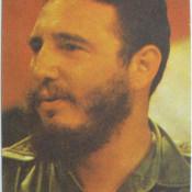 1965-1967. Открытка. Фидель Кастро