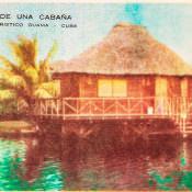 Индейская деревня, открытка 5