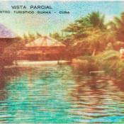 Индейская деревня, открытка 13