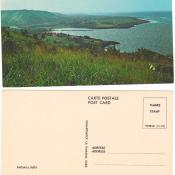 35 кубинских открыток 60-х годов