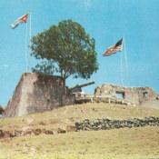 Американские цветные дореволюционные (до 1959 года) открытки.