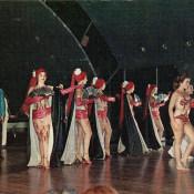 116. Буклет «Кабаре Тропикана», открытка 4, лицевая сторона