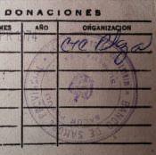 1974-04-16. Документ о сдаче крови. Оборот.