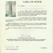 1965-09-15. Левая часть грамоты