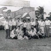 Бойцы легендарного дивизиона (Банес)
