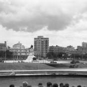 Гавана с борта теплохода