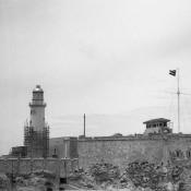 Крепость Эль-Морро. Знаменитый маяк.