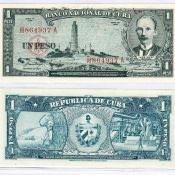 1 песо 1956 года