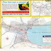 1956. Карта Кубы и Гаваны. 2 лист, 5 фрагмент