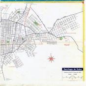 1956. Карта Кубы и Гаваны. 2 лист, 8 фрагмент