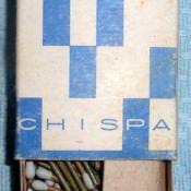 1972. Кубинские спички
