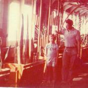 1989-05-ХХ. На теплоходе «Федор Шаляпин», фото 1